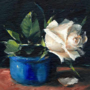 rose-and-blue-bowl