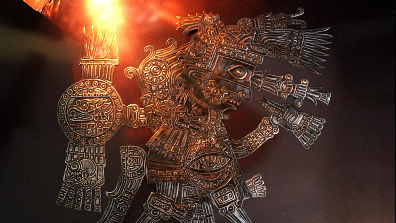 Mixtec-Warrior