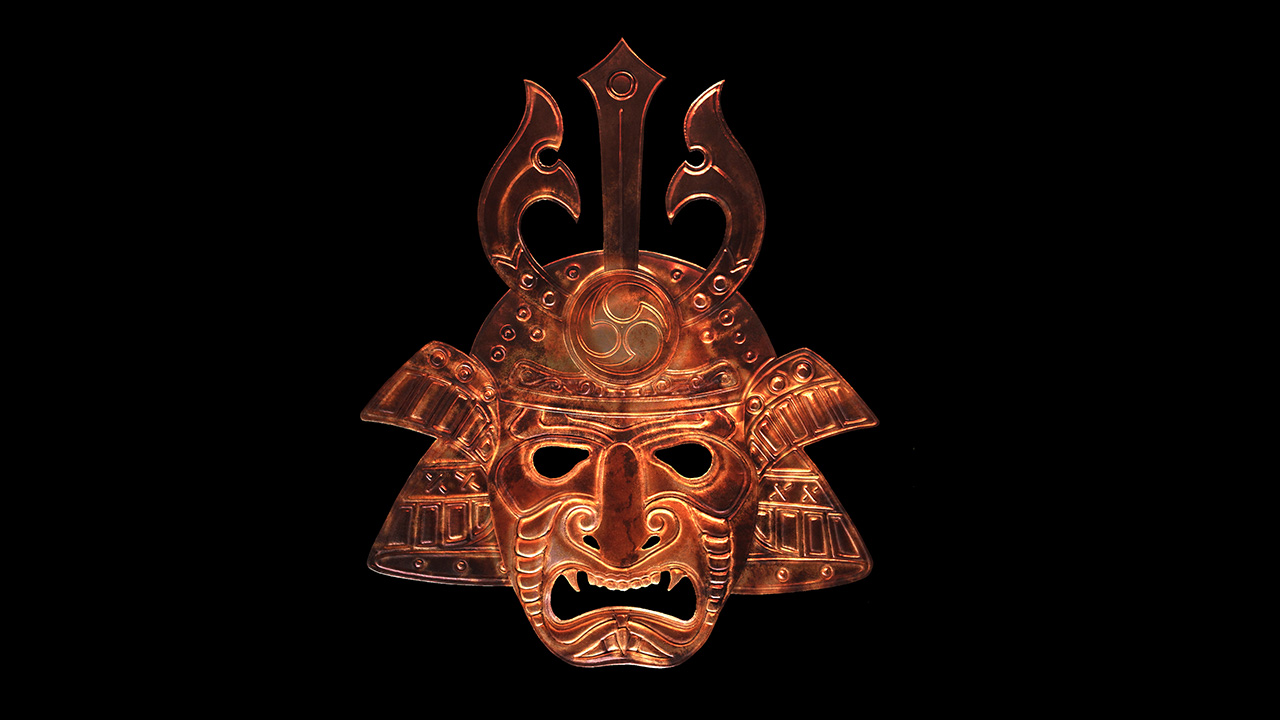 samurai-Mask