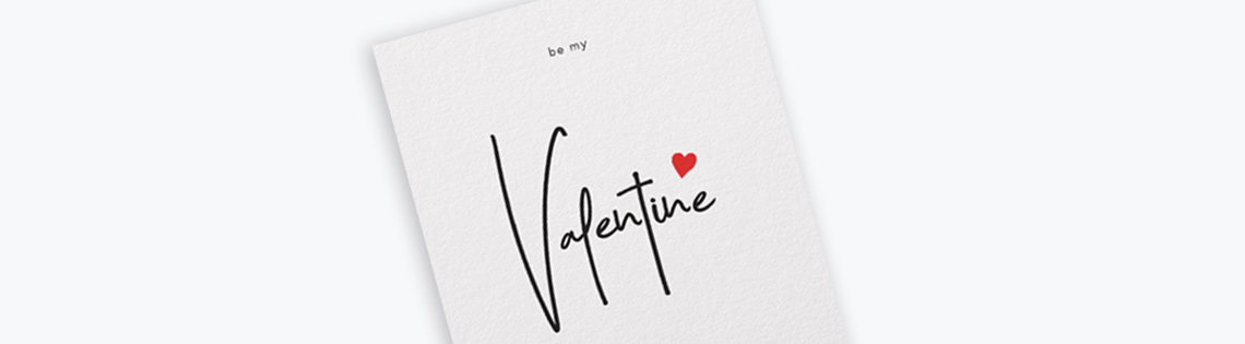editable valentine cards by the stationery concierge